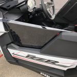 Polaris RS1 1000 Tinted Upper Doors