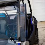 "23"" Tinted Wind and Dust Deflector (Polaris Rzr)"