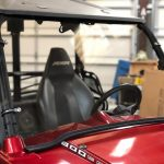 Polaris Rzr 800 Full Windshield