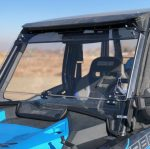 Polaris 2019-2021 RZR 1000 Fold Down Windshield